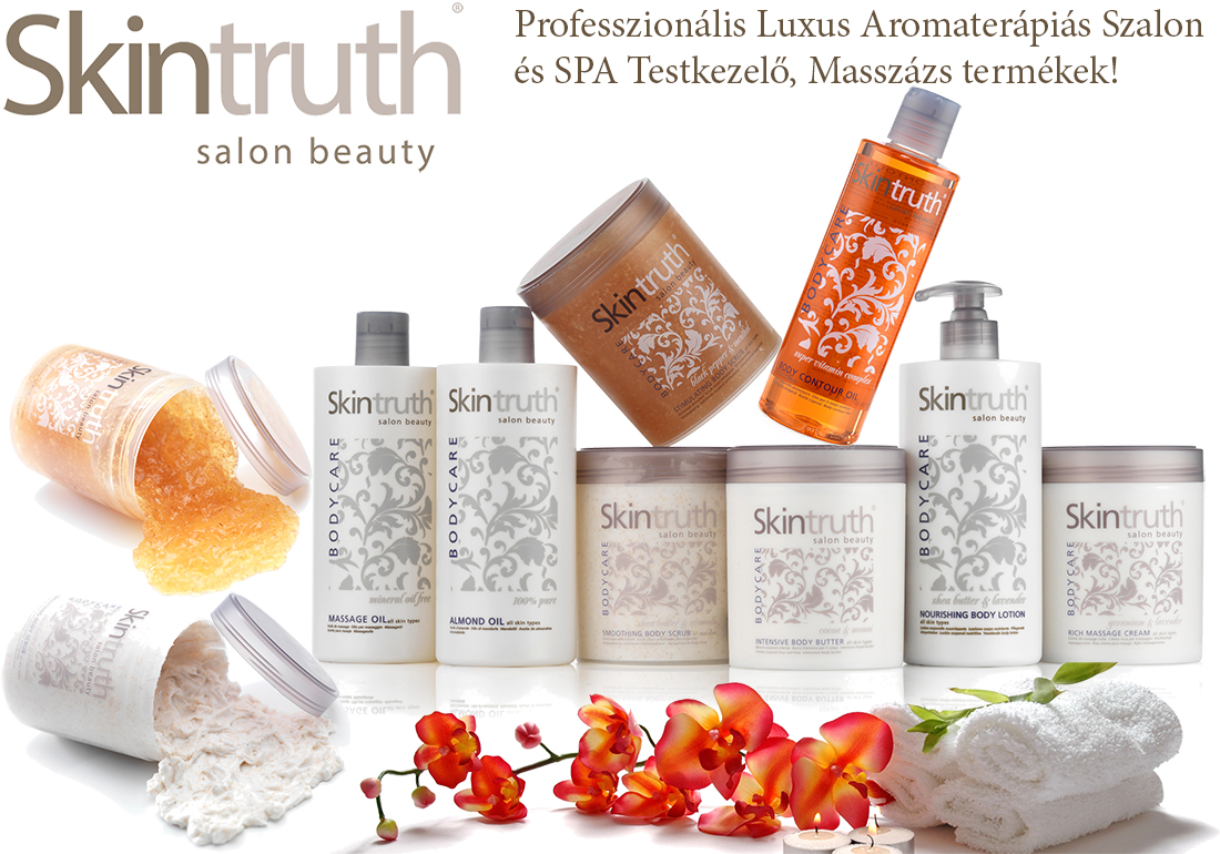 Skintruth Aromaterápiás Masszázs termékek