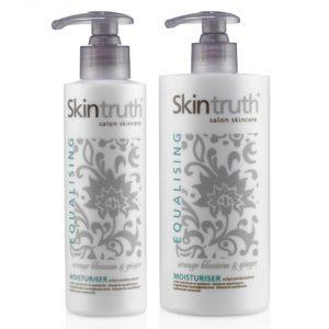 Skintruth Equalising bőrkiegyenlítő olajszabályozó hidratáló arckrém