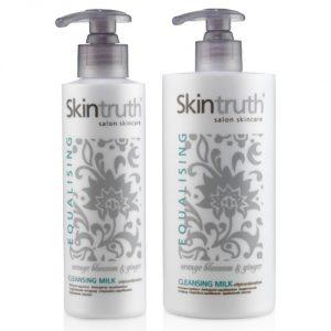 Skintruth Equalising bőrkiegyensúlyozó arctisztító tej