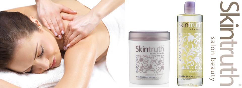 Skintruth Masszázs termékek