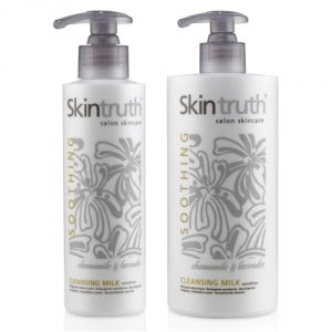 Skintruth Soothing bőrnyugtató arctisztító tej
