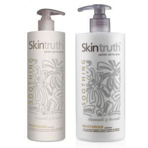 Skintruth Soothing bőrnyugtató hidratáló arckrém