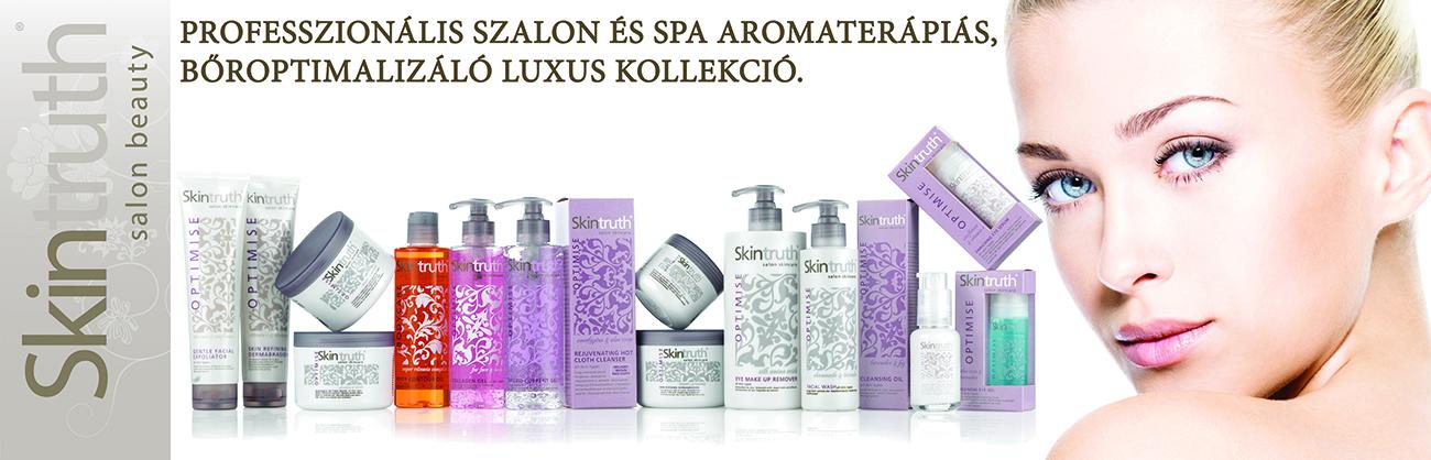 Skintruth Szalon SPA Aromaterápiás termékek